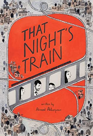 book cover of That Night\'s Train