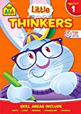 img - for First Grade Little Thinkers Workbook Ages 6-7 book / textbook / text book