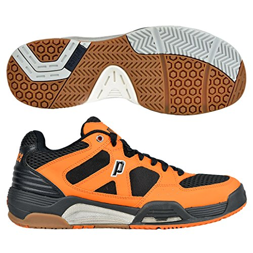 Prince NFS Attack Squash-Schuh Black/Orange