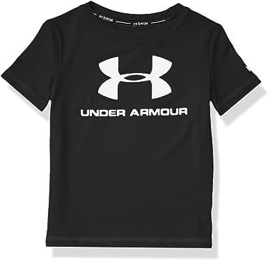 Under Armour UA Big Logo Surf Shirt Camisa de protección de Sarpullido para Niños