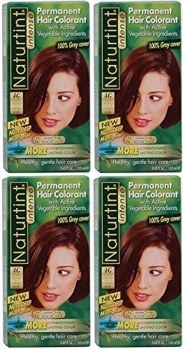 - Naturtint - Hair Dye - 4G Golden Chestnut | 135ml | BUNDLE by Naturtint (Naturtint Hair 4g)