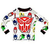 Transformers Boys Pajamas