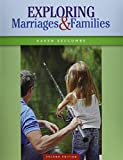 Exploring Marriages and Families Plus NEW MySocLab with Pearson EText -- Access Card Package, Seccombe, Karen T., 0133790967