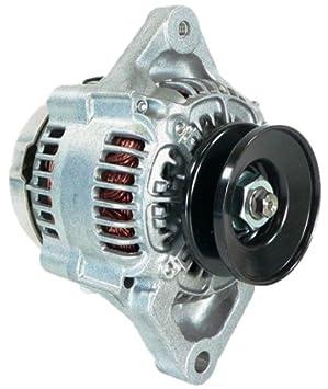 Nueva Alternador para John Deere Utility Tractor, frontal cortacésped, cortacésped cortadoras de profesional,