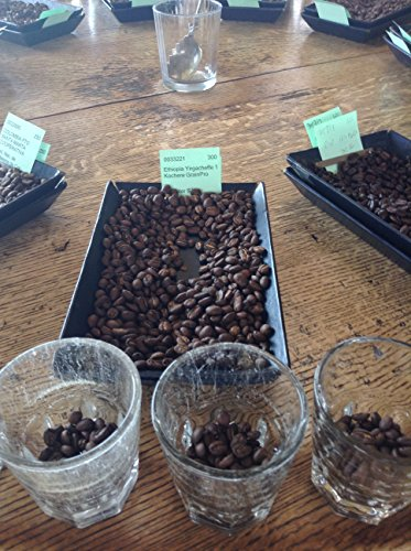 Ethiopian Green Coffee Beans
