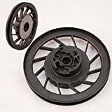 Craftsman 31-067 Lawn & Garden Equipment Engine Recoil Starter Pulley Genuine Original Equipment Manufacturer (OEM) Part for Craftsman, Starter, Mtd