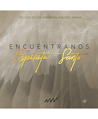 New Wine Encuentranos Espíritu Santo en Vivo CD Audio by ERJ Publicaciones