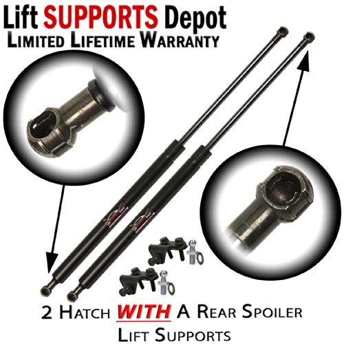 Hatch Strut - 9