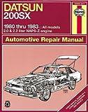 Datsun 200SX 1980-1983 (Haynes Owners Workshop Manual)