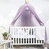 Aminiture Kids Baby Princess Mosquito Net Bed