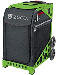 ZUCA Bag Asphalt Grey