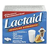 Lactaid Regular Strength Chewable Tablets