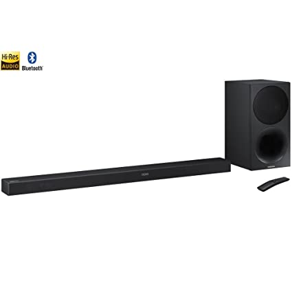 Nieuw Amazon.com: Samsung HW-M550/ZA 340W 3.1ch Soundbar w/ Wireless SY-69