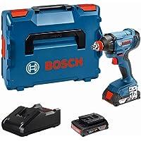 Bosch Professional 18v In L-Boxx met 2 x 2,0 Ah accu
