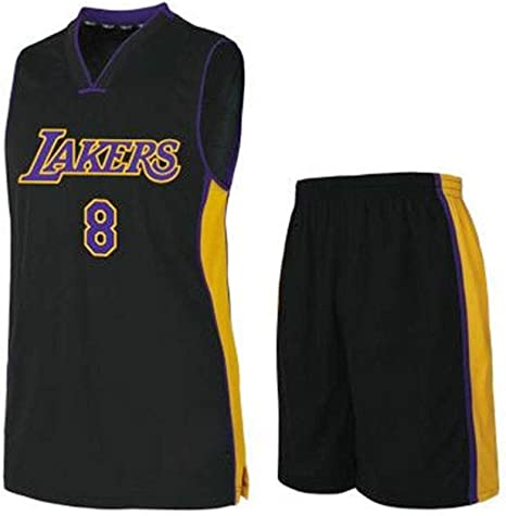 Unisexs Kobe Bryant Basketball Sport T Shirt