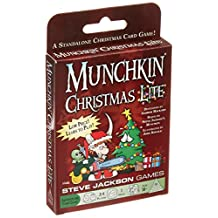 Steve Jackson Games Munchkin Christmas Lite Card Game