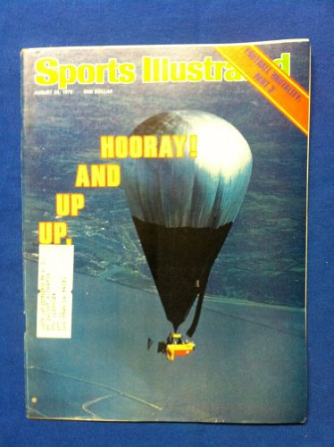 1978-sports-illustrated-august-28-hot-air-balloon-excellent-to-mint