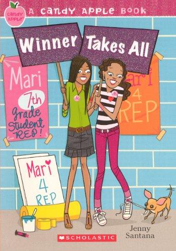 Download Winner Takes All (Turtleback School & Library Binding Edition) (Candy Apple Books (Pb)) PDF