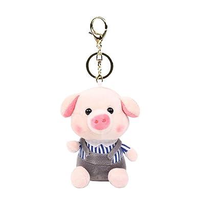 Amazon.com: LBgrandspec - Llavero con fragancia de cerdo y ...