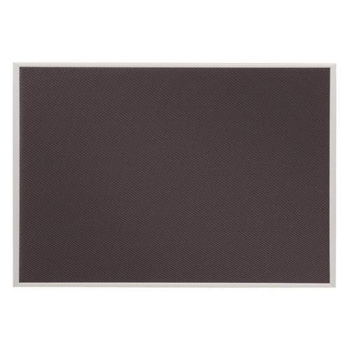 QRTB2316 - Quartet Matrix Gray Bulletin Board ()
