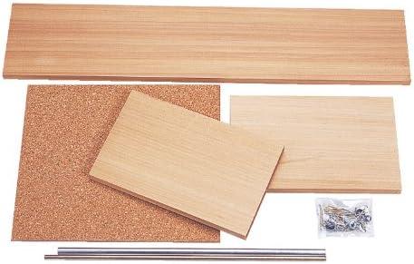 サンモク 選んで作れる木工キット 融合コルクボードシリーズ 0002929