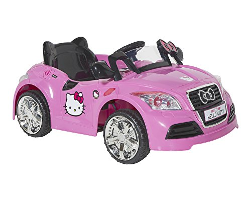Hello Kitty Toy Car For Girls : Compare price to hello kitty battery car dreamboracay