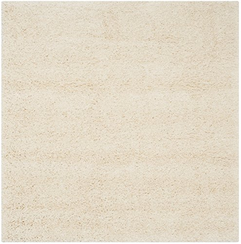 Safavieh California Shag Collection SG151-1212 Ivory Round Area Rug (4' (Country Design Kitchen Sink)