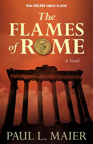 Flames of Rome: A Novel