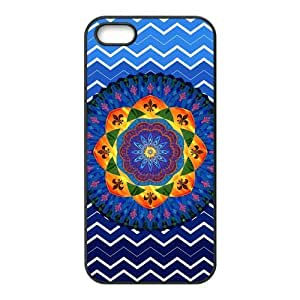 Chevron Patterns Hard Protective Back Cover Case for iPhone 5 5s