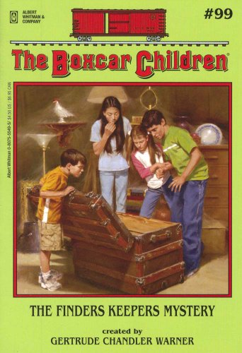 The Finders Keepers Mystery (Boxcar Children Mysteries) - Book #99 of the Boxcar Children