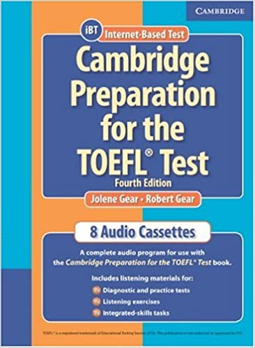 The Official Guide to the TOEFL Test with DVD-ROM, Fifth Edition downloads torrentbooksks