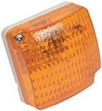 Wesbar Side Marker/Clearance Light, PC Rated, Amber (203235)