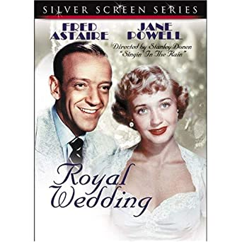 Amazon.com: Royal Wedding: Fred Astaire, Jane Powell, Peter