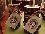 12'' Mushroom Log DIY Shiitake Mushrooms Ready to Grow Your Own