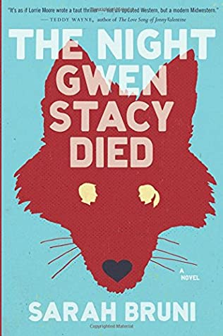 book cover of The Night Gwen Stacy Died