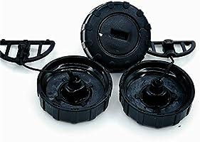 shiosheng Fuel Tank Gas Oil Filler Cap Fit STIHL 017 017C 018 018C 019T MS170 MS