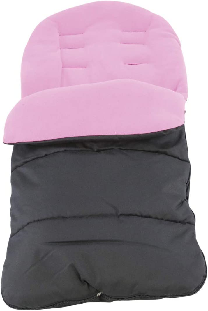 Premium Footmuff//Cosy Toes Compatible with Joie Aire Twin Candy Pink