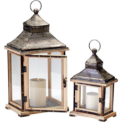 (Cyan Design 04734 Oxford Lanterns 2 Piece )
