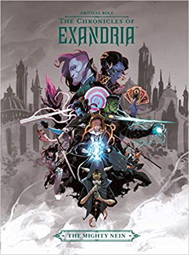 Critical Role The Chronicles Of Exandria The Mighty Nein Critical Role 9781506713847 Amazon Com Books Check out inspiring examples of criticalrole artwork on deviantart, and get inspired by our community of. the chronicles of exandria the mighty