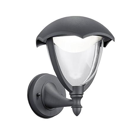 LightHub 6W LED IP54 Farolas Aplique ascendente, Farol de pared para exteriores, iluminación exterior