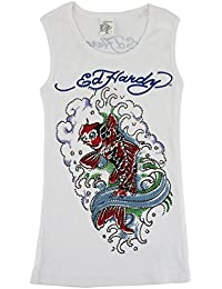 Little Big Girls Toddlers Animal Graphics Racer Tank Top