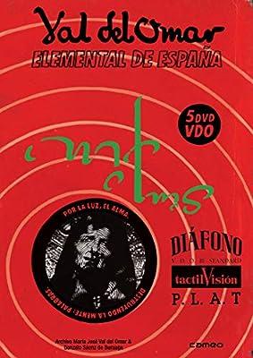 Val Del Omar. Elemental De España [DVD]: Amazon.es: Jose Val Del Omar: Cine y Series TV