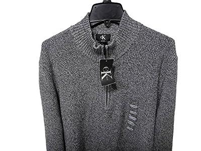 Calvin Klein Long Sleeve Knit Sweater for Men