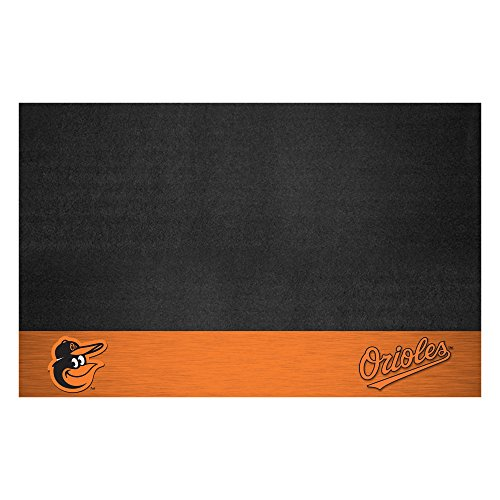 (FANMATS 15177 MLB Baltimore Orioles Grill Mat)