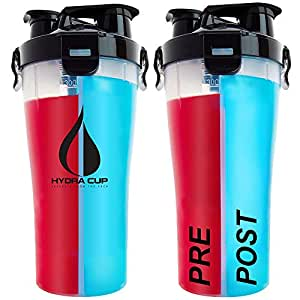 Amazon.com: Hydra Cup - 30oz Dual Threat Shaker Bottle