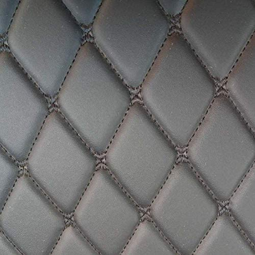 Color : All Black For Mercedes Benz GLS320 400 500 550 350d coche personalizado esteras del tronco labrar tapetes alfombra dljyy