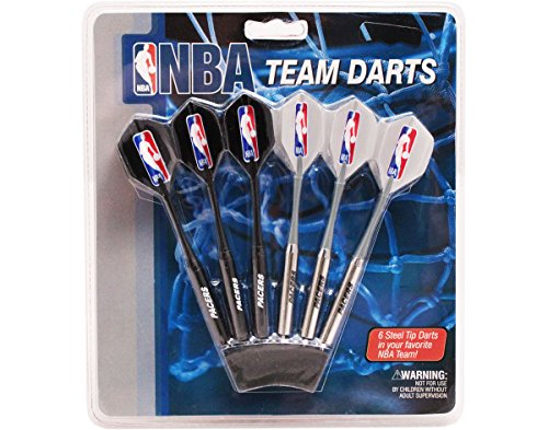 NBA Indiana Pacers Darts & Flights by Imperial