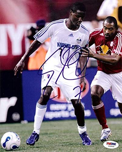 cdce13e8da64c Signed Eddie Johnson (Small Forward) Photograph - 8x10 Team USA ...