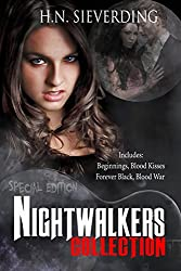 The Nightwalkers Series Colllection