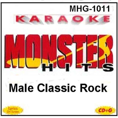 Monster Hits Karaoke #1011 - Male Classic (Monster Hits Karaoke)
